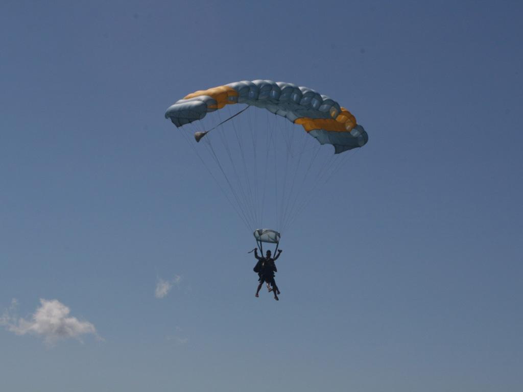 Bantayan Island Philippines Skydiving Santa Fe Airport Cebu