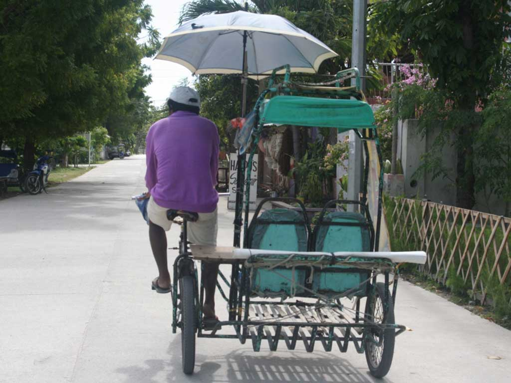 Bicycle-Taxi-Bantayan-Island-Cebu-Philippines