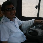 Ceres Bus Driver Cebu City to Hagnaya Port How to Get to Bantayan Island