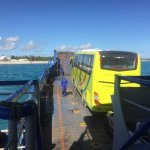 Ceres Bus Ferry Hagnaya Port to Santa Fe Port Bantayan Island