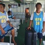 Hagnaya Port Philippines Porters Bantayan Island