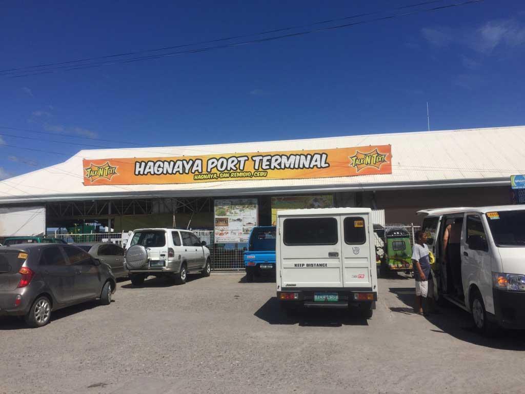 Hagnaya Port Terminal Cebu Philippines