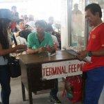 Hagnaya Port Terminal Fee 10 Pesos Cebu Philippines