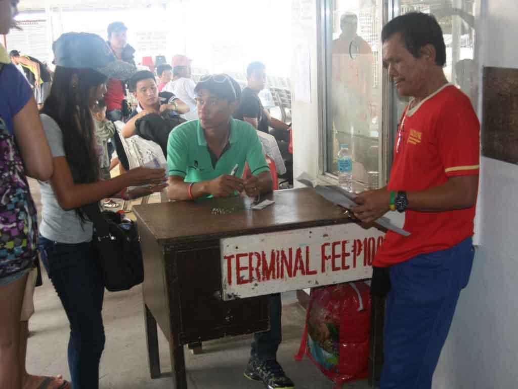 Hagnaya-Port-Terminal-Fee-10-Pesos-Cebu-Philippines