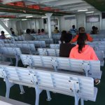 Island Shipping Ferry Hagnaya Port to Santa Fe Port Bantayan Island Philippines