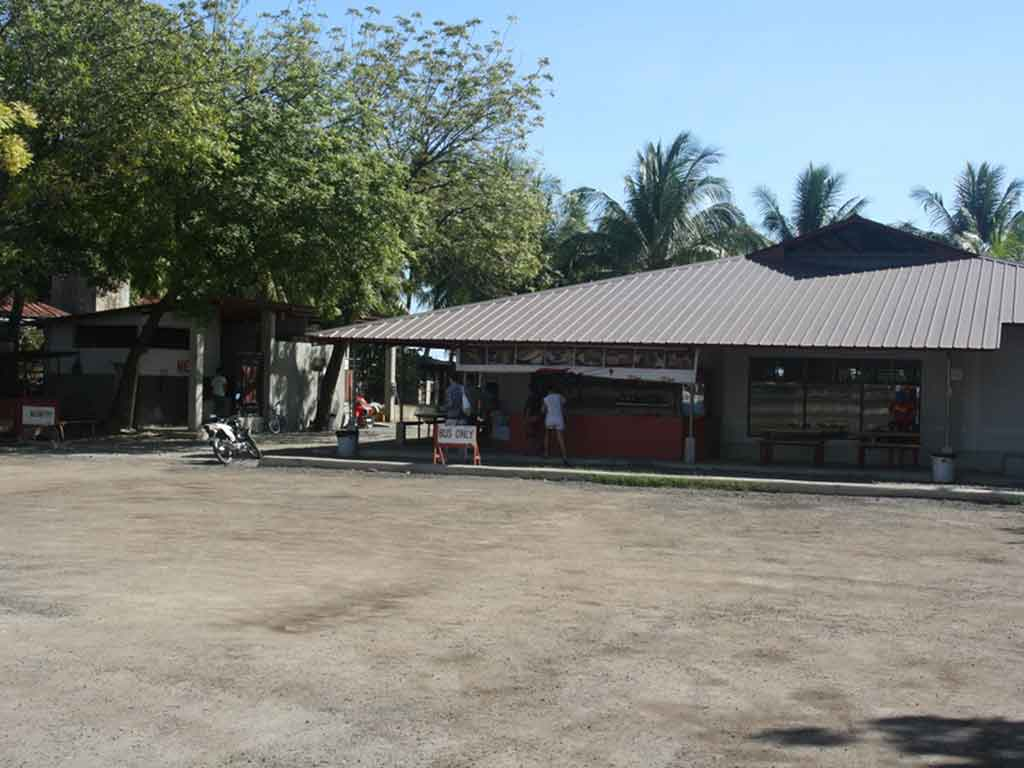 Titays Ceres Bus Stop How to Get to Bantayan Island