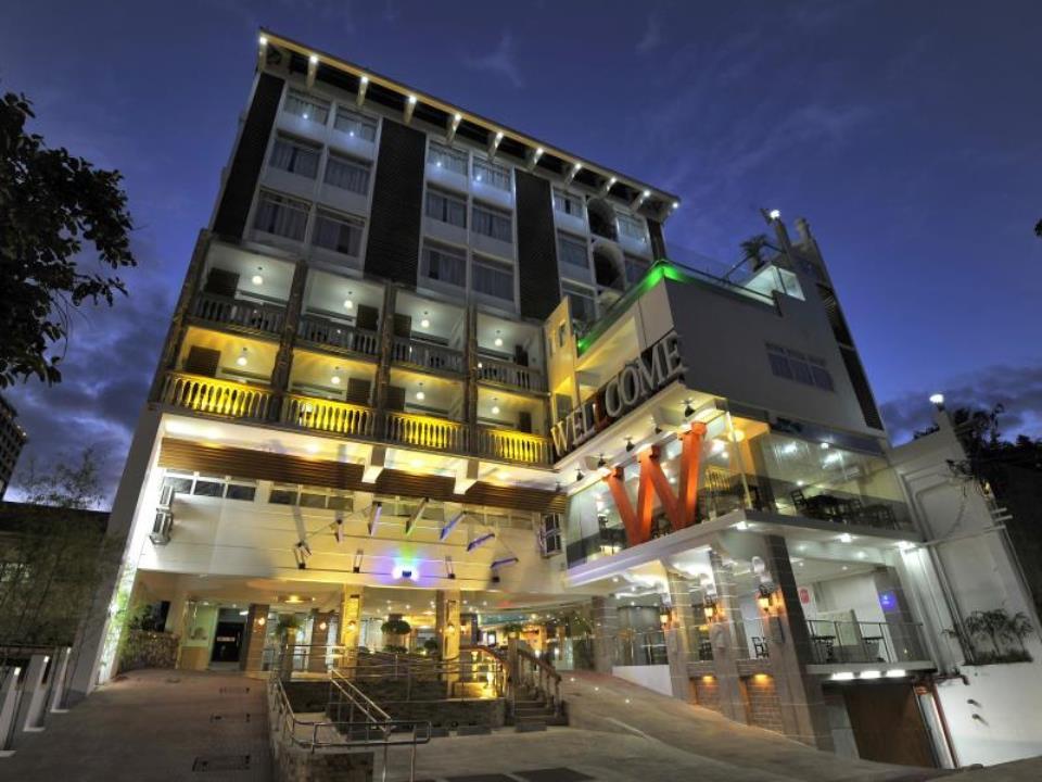 Wellcome Hotel Cebu City Philippines
